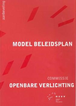 Model Beleidsplan Openbare Verlichting (OV-07)