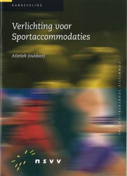 Verlichting voor Sportaccommodaties: Atletiek (SV-326)