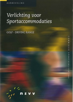 Verlichting voor Sportaccommodaties: Golf driving range (SV-329)