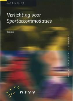 Verlichting voor Sportaccommodaties: Tennis (SV-325)