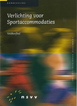 Verlichting voor Sportaccommodaties: Korfbal (SV-322)