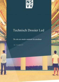 NSVV Technisch Dossier Led: de zin en onzin omtrent levensduur