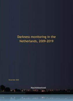 Darkness monitoring in the Netherlands, 2009-2019